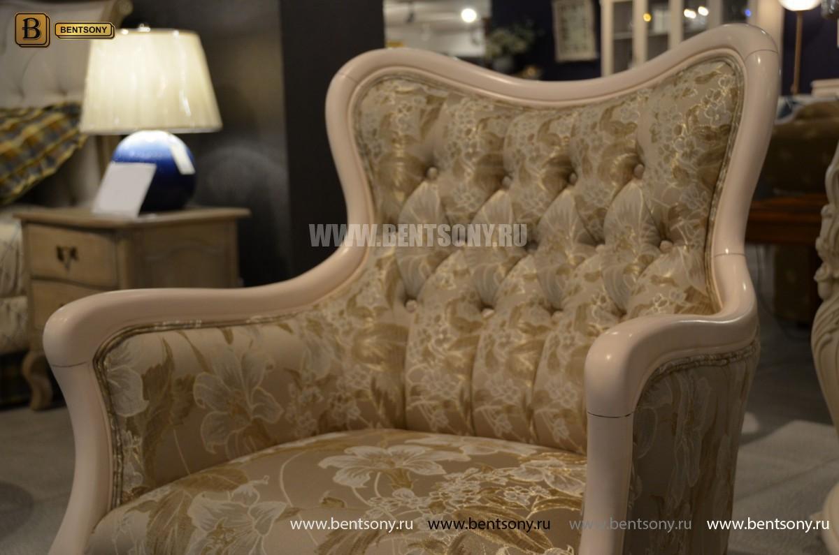 Кресло Флетчер-W (Классика, ткань) интернет магазин