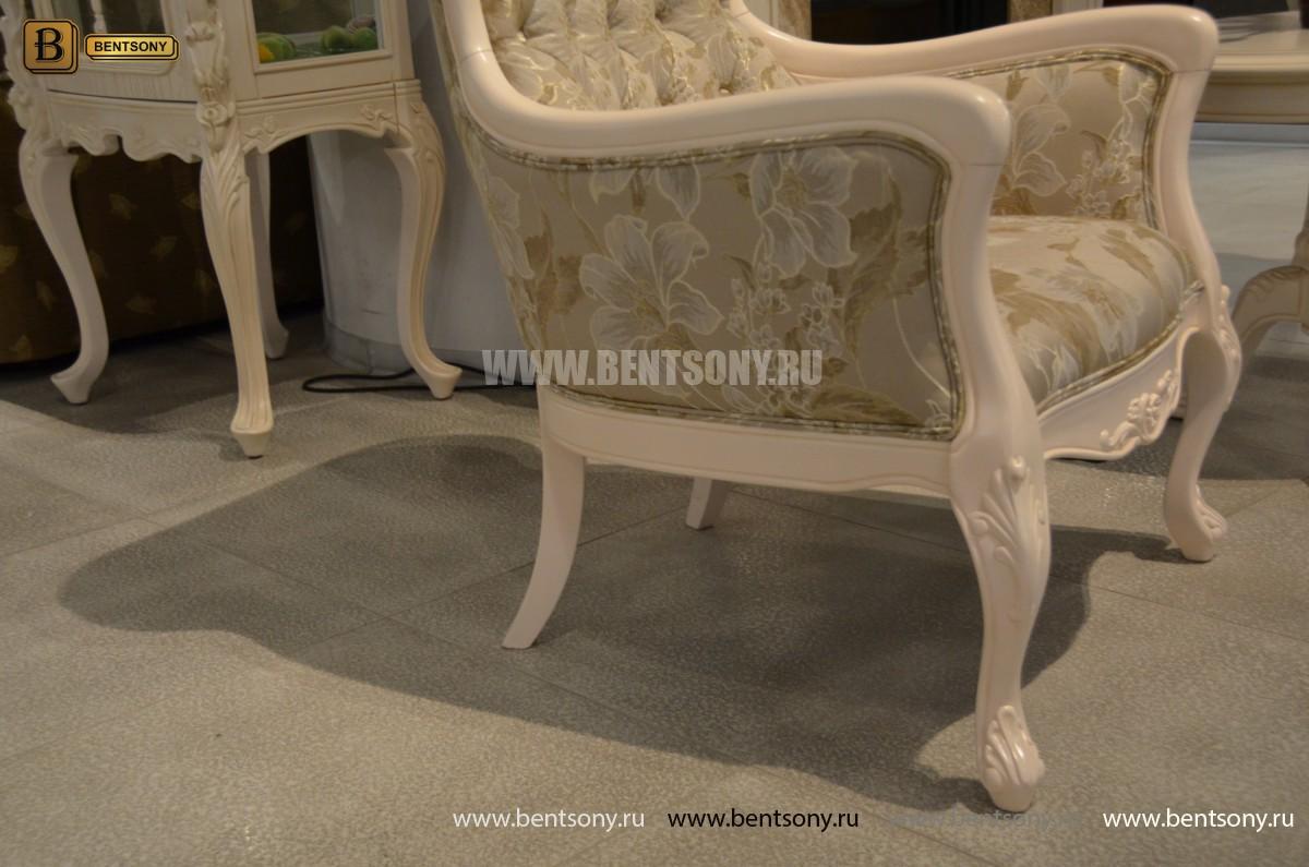 Кресло Флетчер-W (Классика, ткань) цена