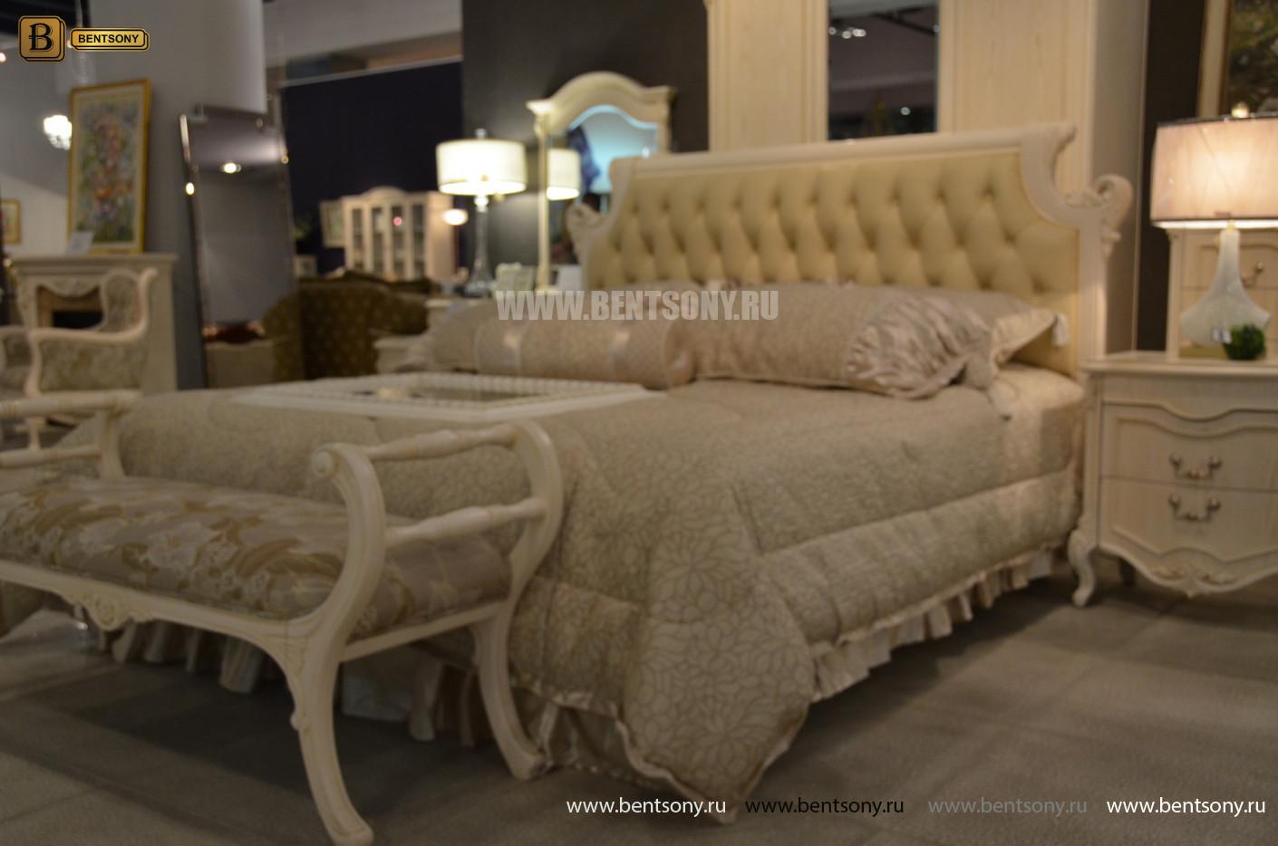Кровать Флетчер-W D (Классика, Ткань) каталог