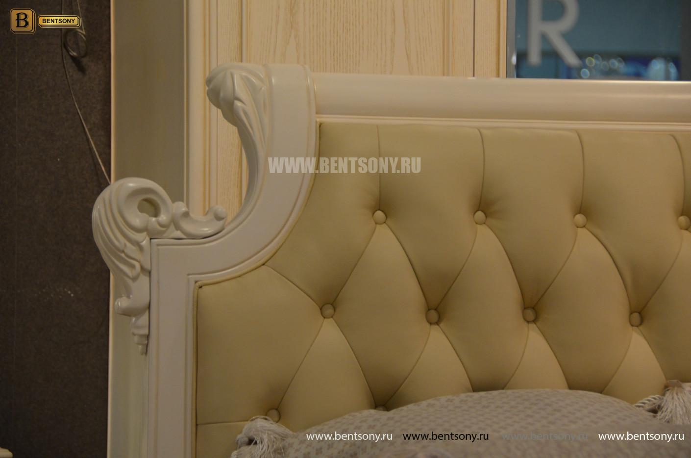 Кровать Флетчер-W D (Классика, Ткань) в Москве