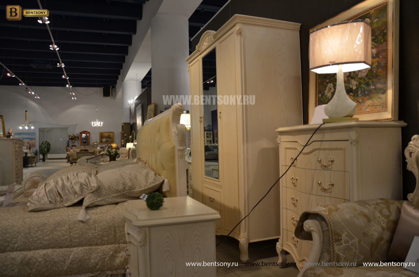 Классическая Спальня Флетчер-W D магазин