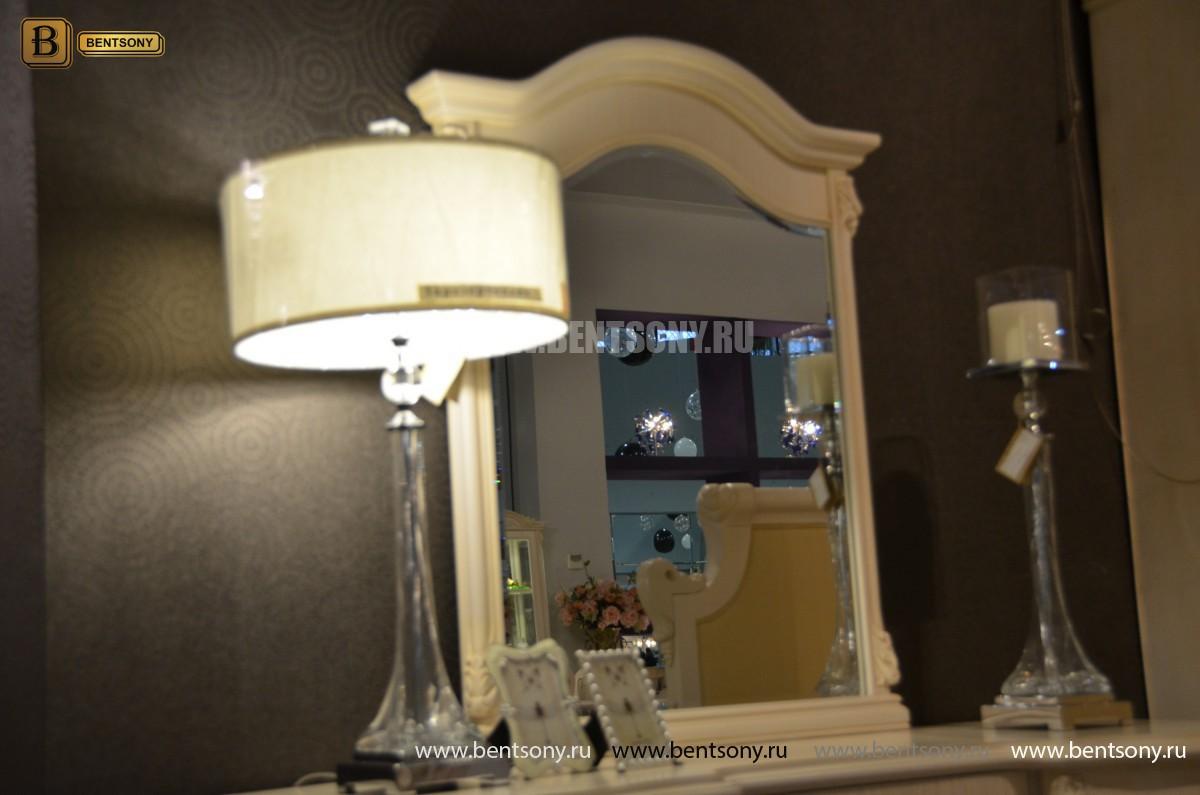 Стол туалетный Флетчер-W А с зеркалом (Классика, массив дерева) официальный сайт цены