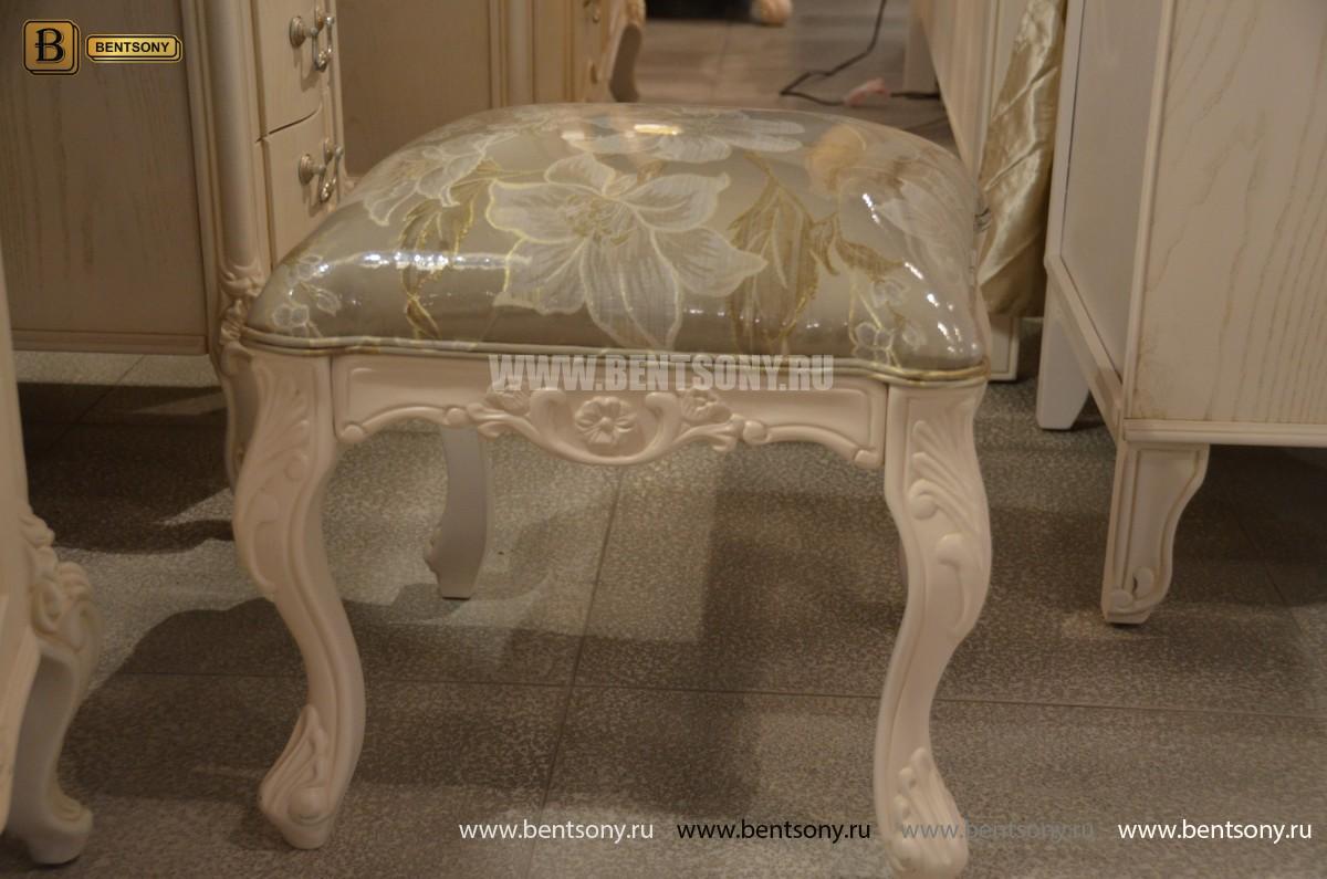 Пуф классический Флетчер-W (ткань) каталог мебели