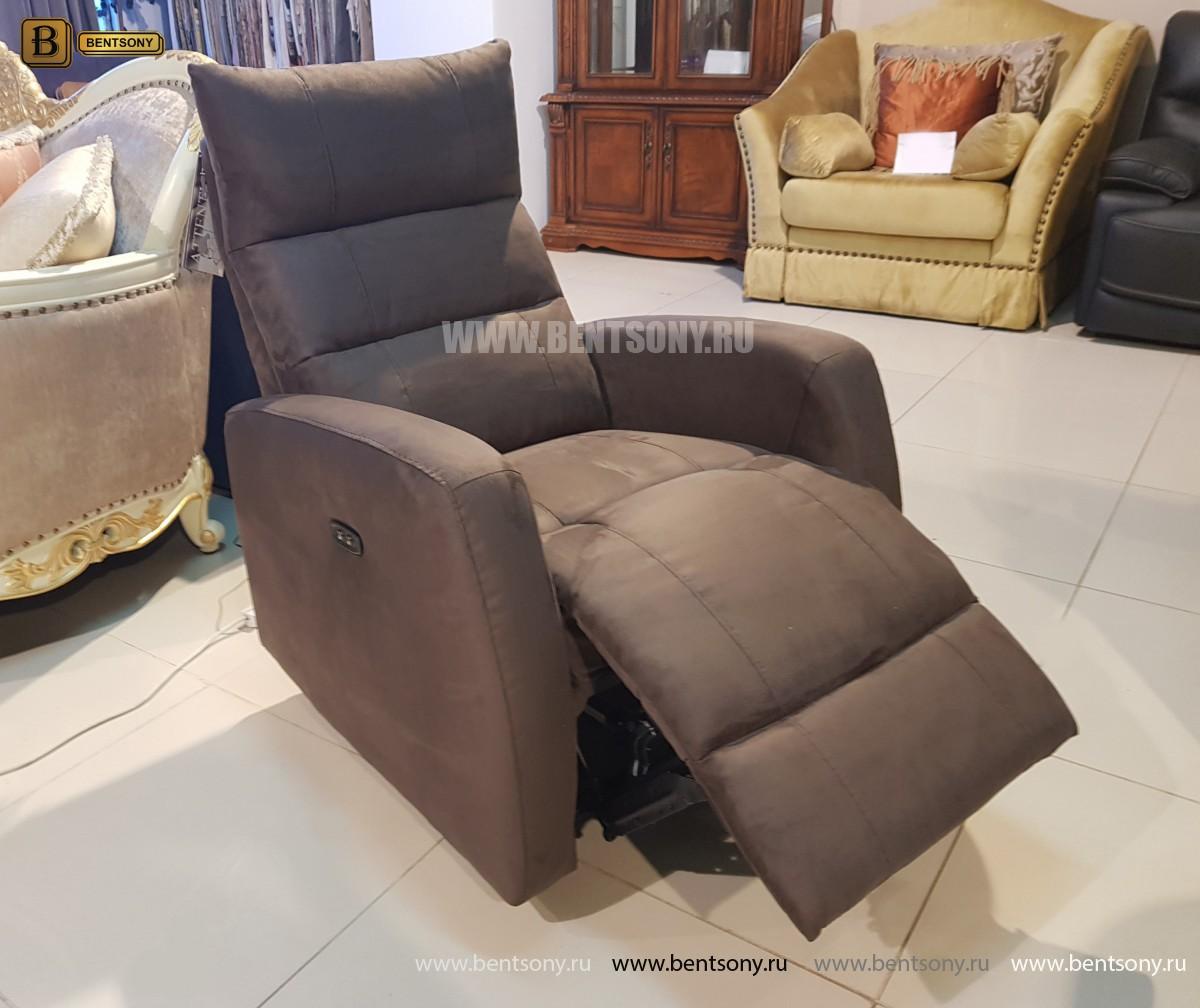 Кресло Лаваль (Реклайнер, Алькантара) распродажа