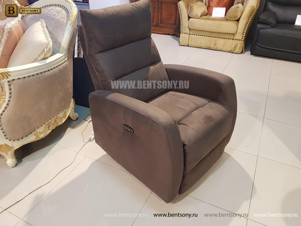 Кресло Лаваль (Реклайнер, Алькантара) цена