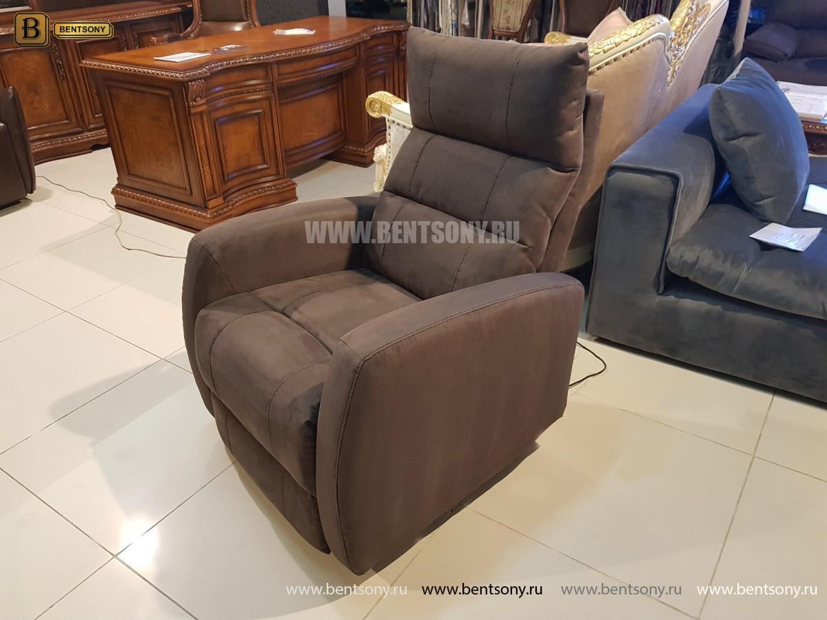 Кресло Лаваль (Реклайнер, Алькантара) фото