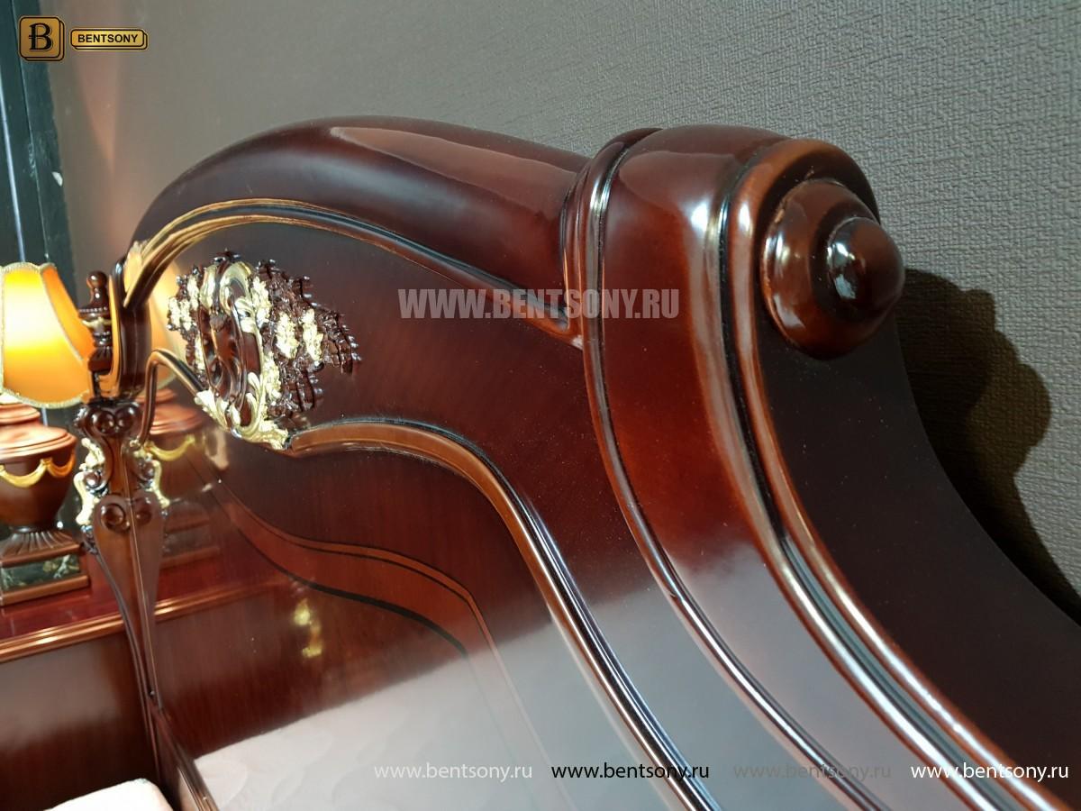 Кровать Вагнер А (Классика, Массив дерева) каталог мебели