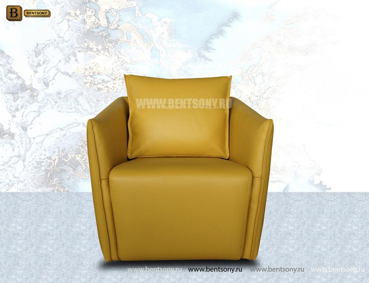 Кресло Вигос (Натуральная кожа) изображение