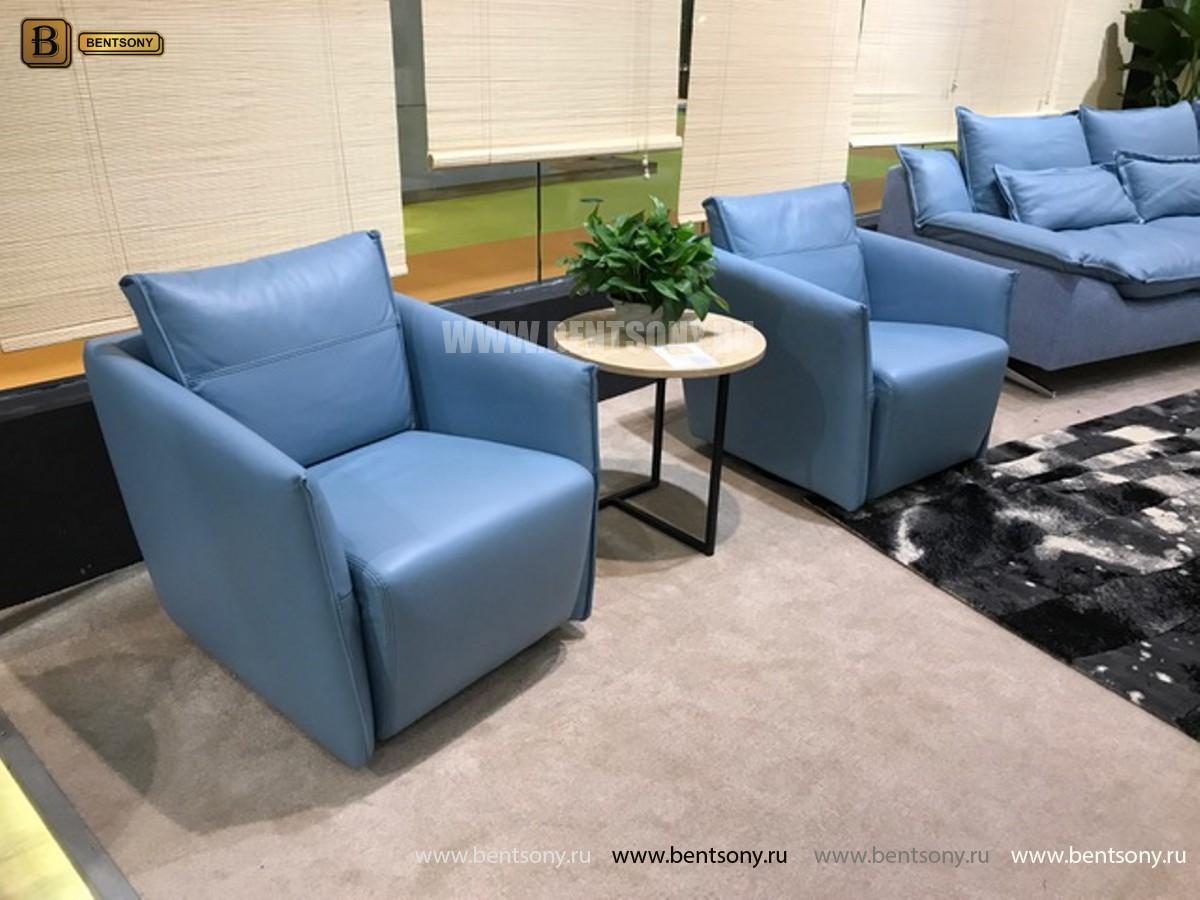 Кресло Вигос (Натуральная кожа) магазин