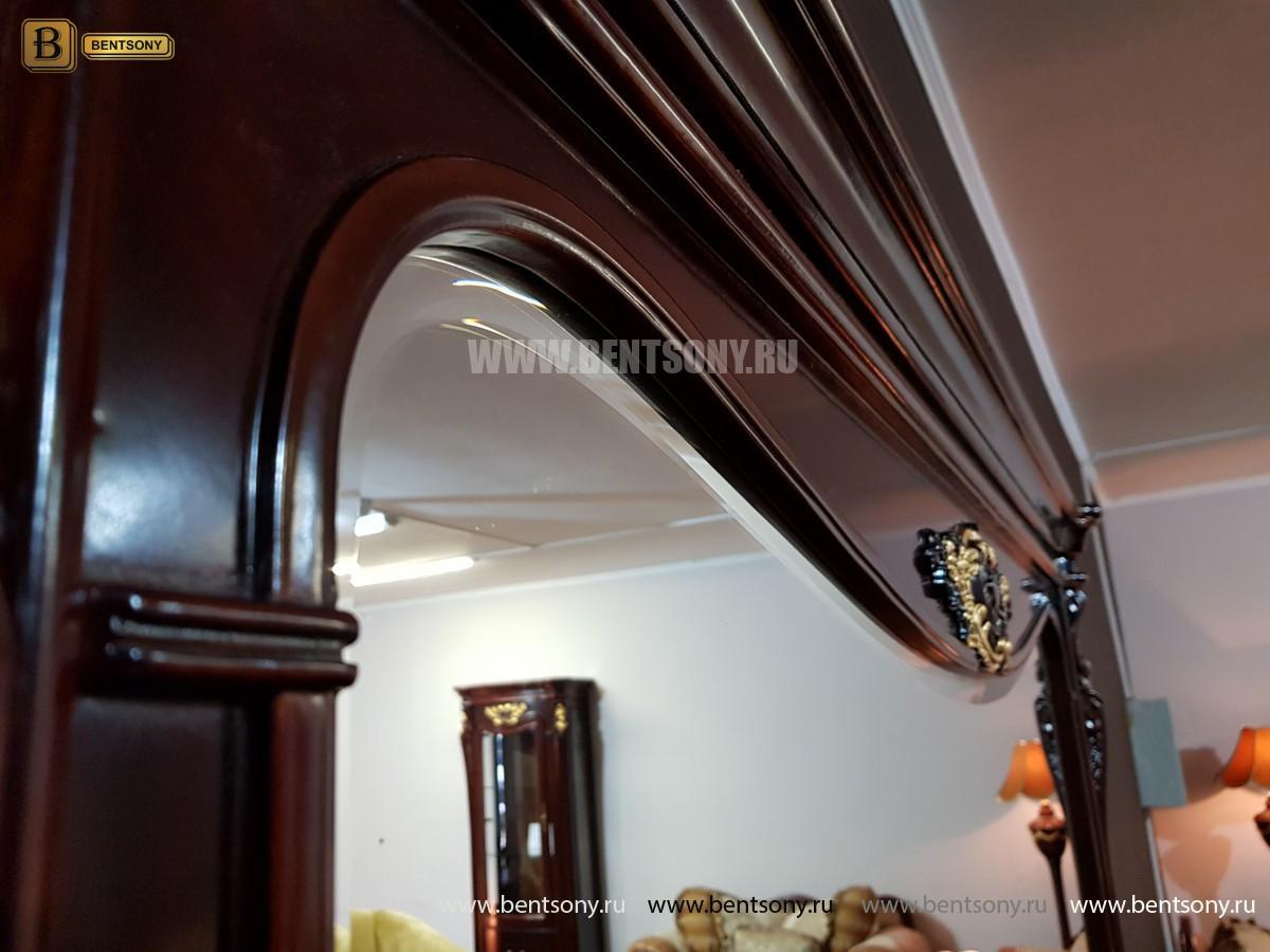 Зеркало к Комоду Вагнер (Классика, массив дерева)  купить в Москве