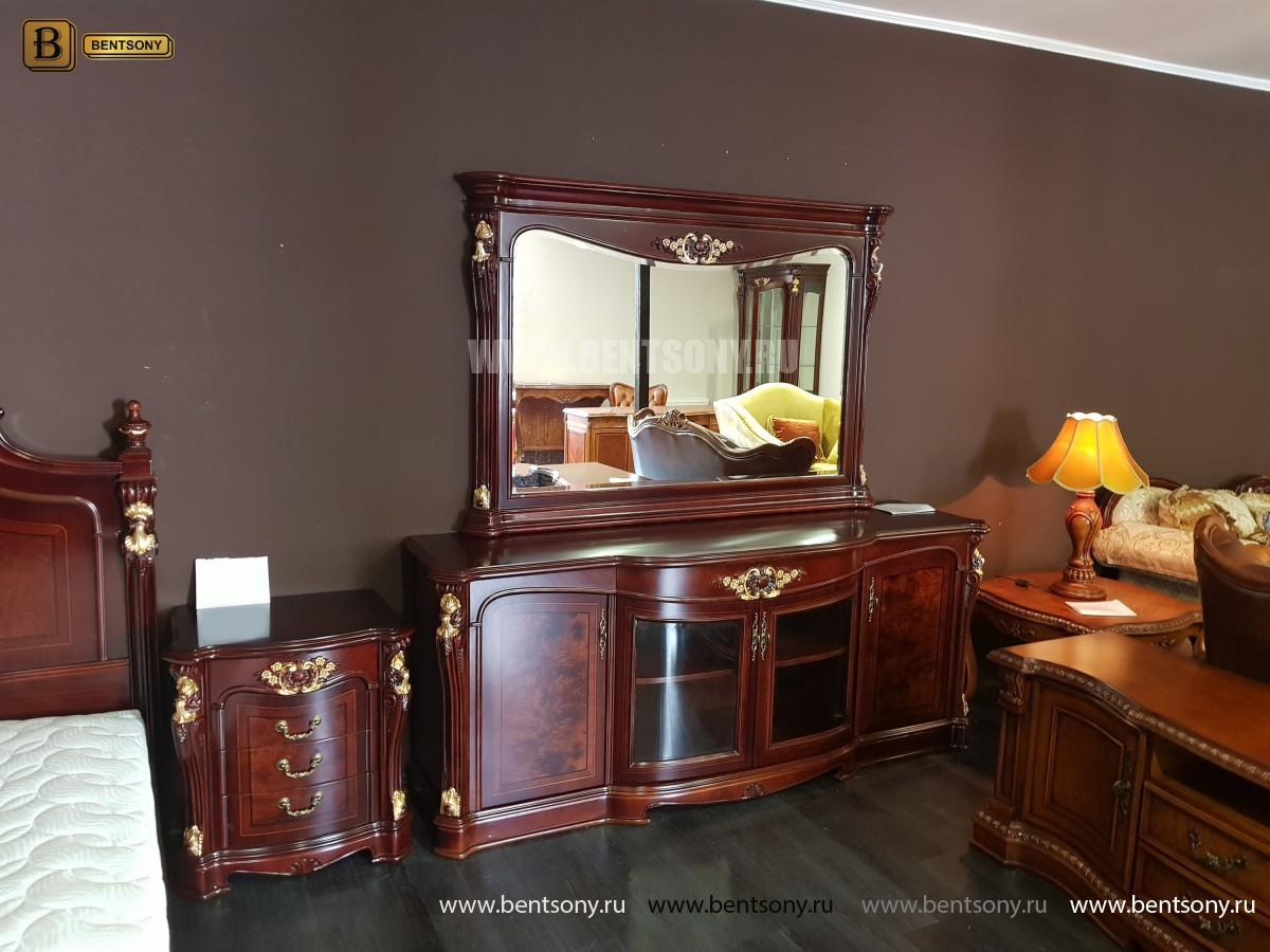 Зеркало к Комоду Вагнер (Классика, массив дерева)  официальный сайт цены
