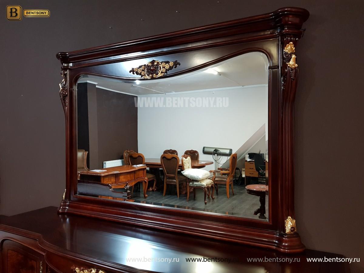 Зеркало к Комоду Вагнер (Классика, массив дерева)  цена
