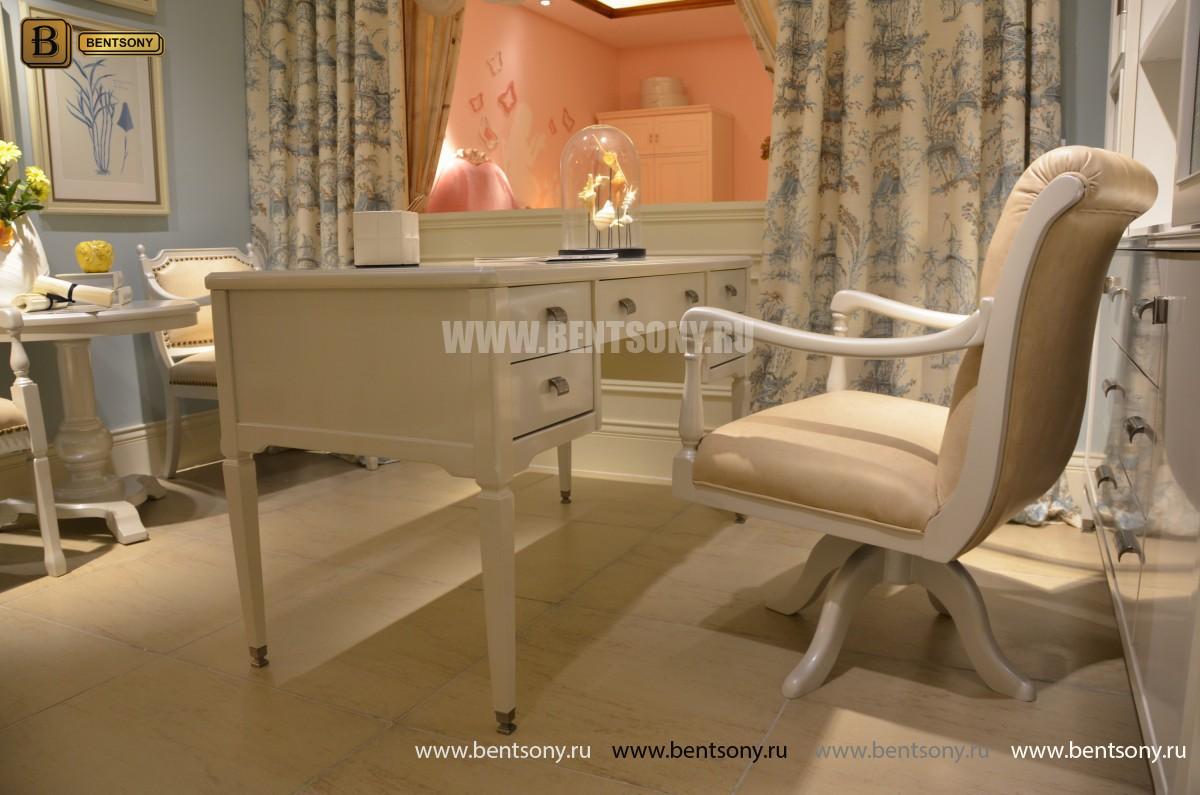 Кресло Кабинетное Фримонт-W белое интернет магазин