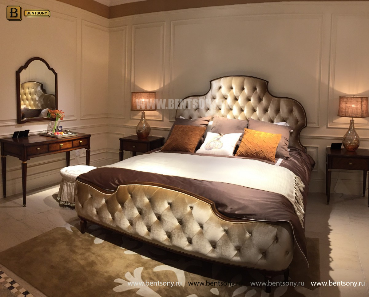 Спальня Фримонт С (Классика, Ткань) для дома