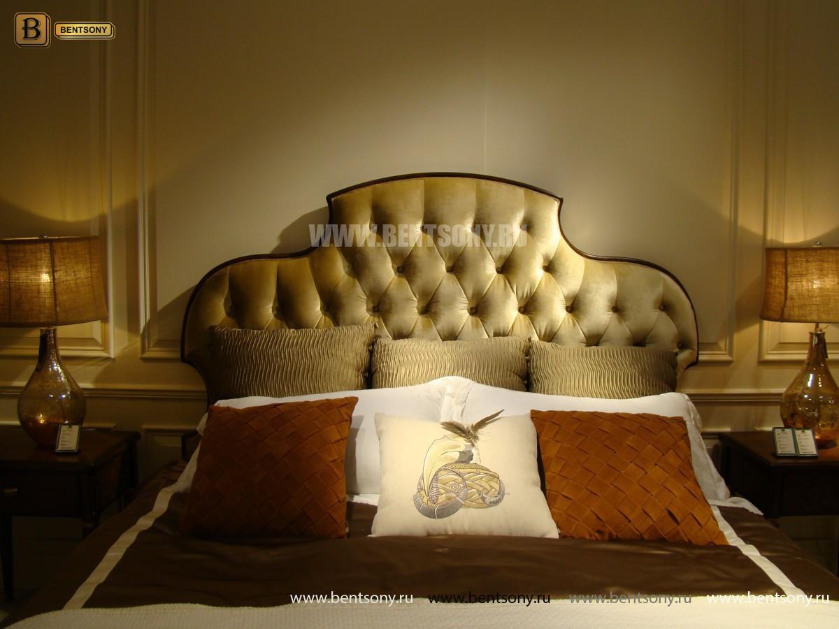 Кровать Фримонт С (Классика, Ткань) купить в Москве