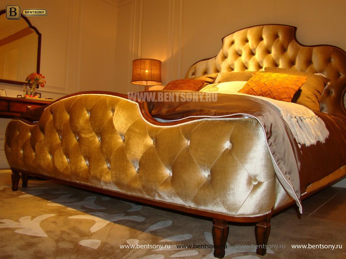 Кровать Фримонт С (Классика, Ткань) для загородного дома