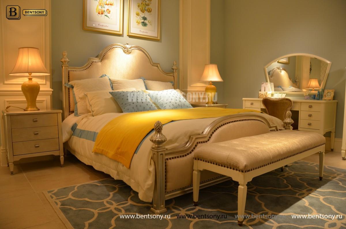 Кровать Фримонт-W G (Классика, Ткань) фото