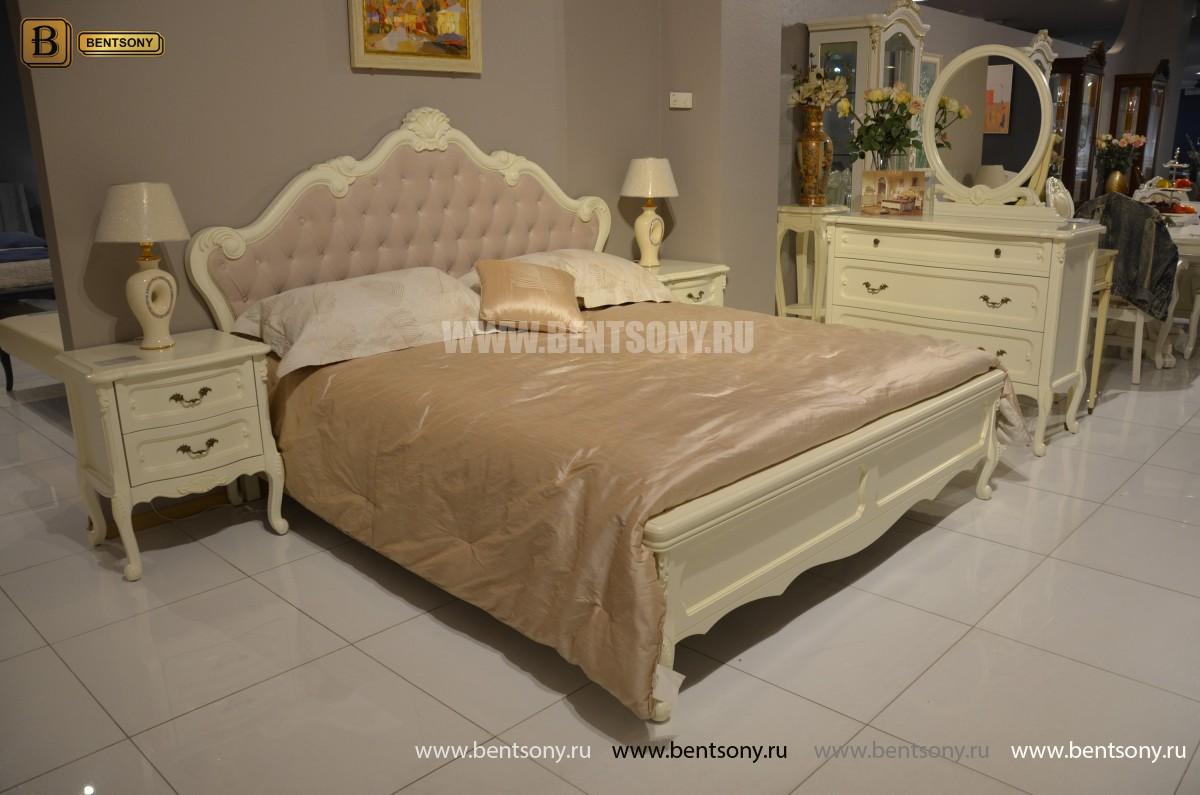 Спальня Габриель-W белая (Классика, Ткань) официальный сайт цены