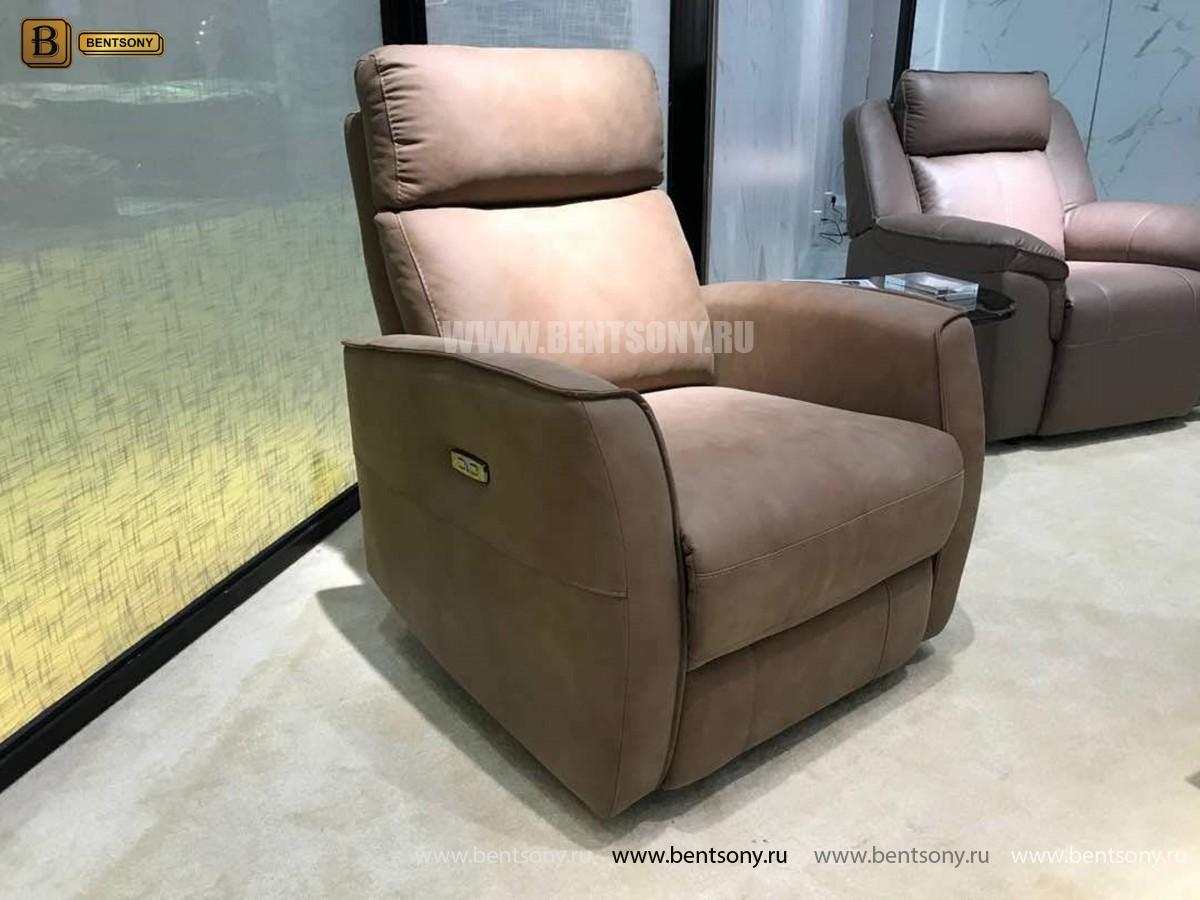 Кресло Вестито с подъемным механизмом (Реклайнер, Ткань) официальный сайт цены