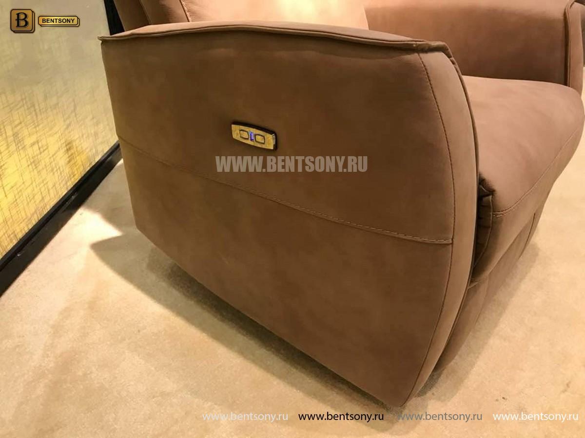Кресло Вестито с подъемным механизмом (Реклайнер, Ткань) изображение