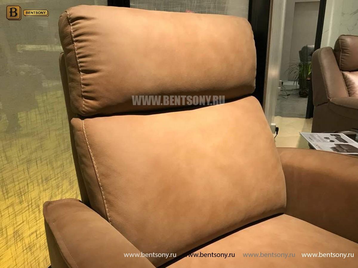 Кресло Вестито с подъемным механизмом (Реклайнер, Ткань) для дома