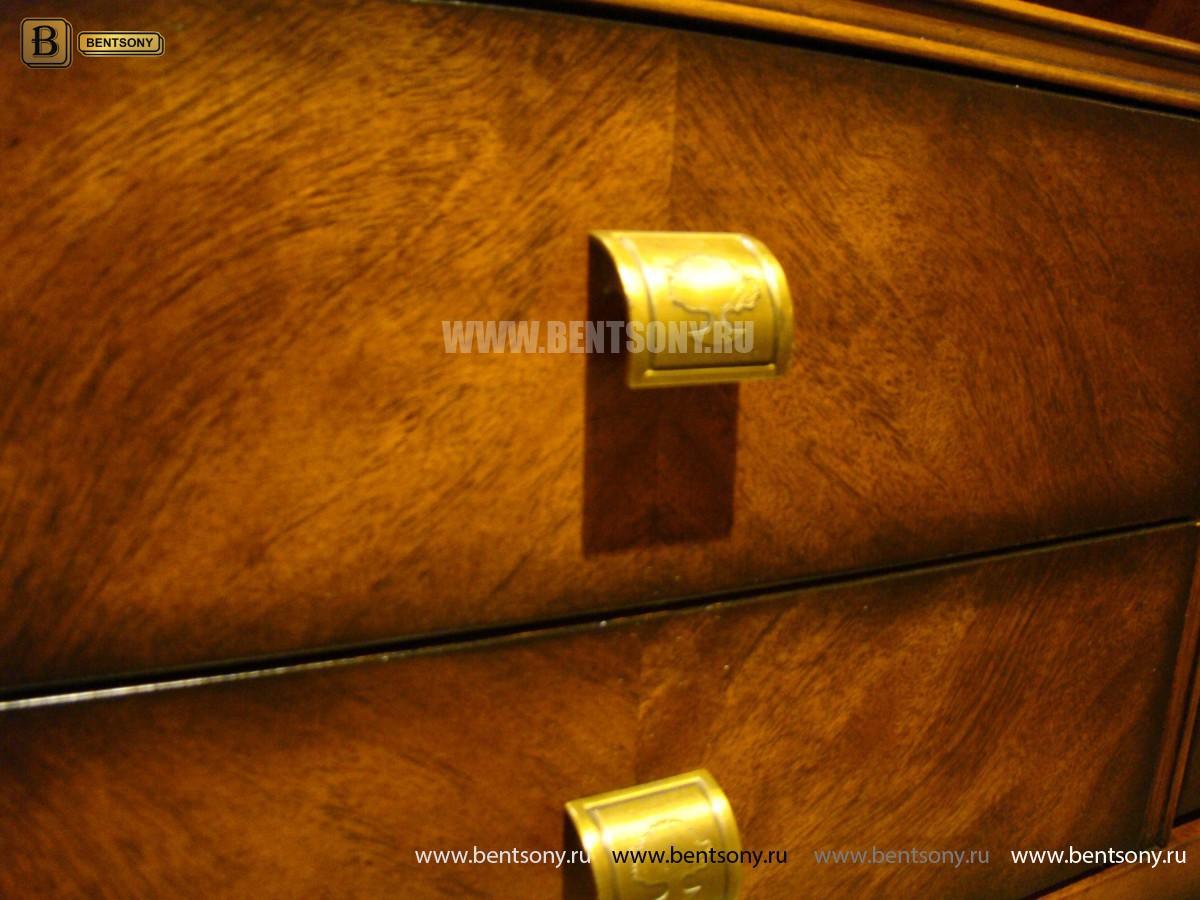 ТВ Тумба Фримонт (Высокая, массив дерева) каталог мебели