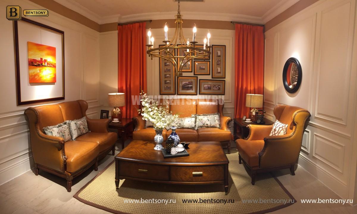 Стол Журнальный прямоугольный Фримонт А (Массив дерева) каталог мебели с ценами