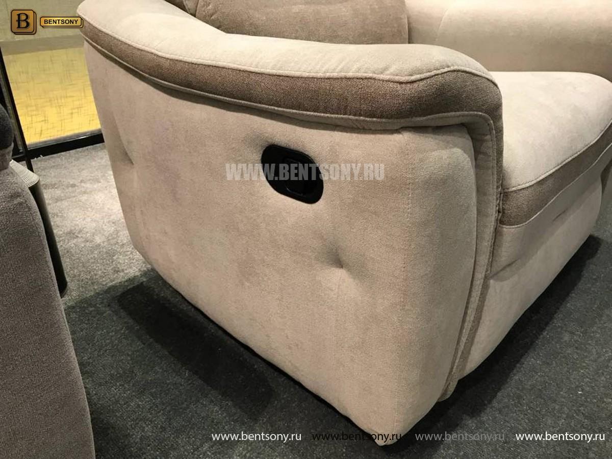 Кресло Фатто с реклайнером (Алькантара) официальный сайт цены