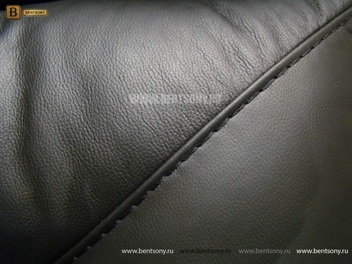 Диван Амелия угловой (Натуральная кожа, пять модулей) купить в СПб