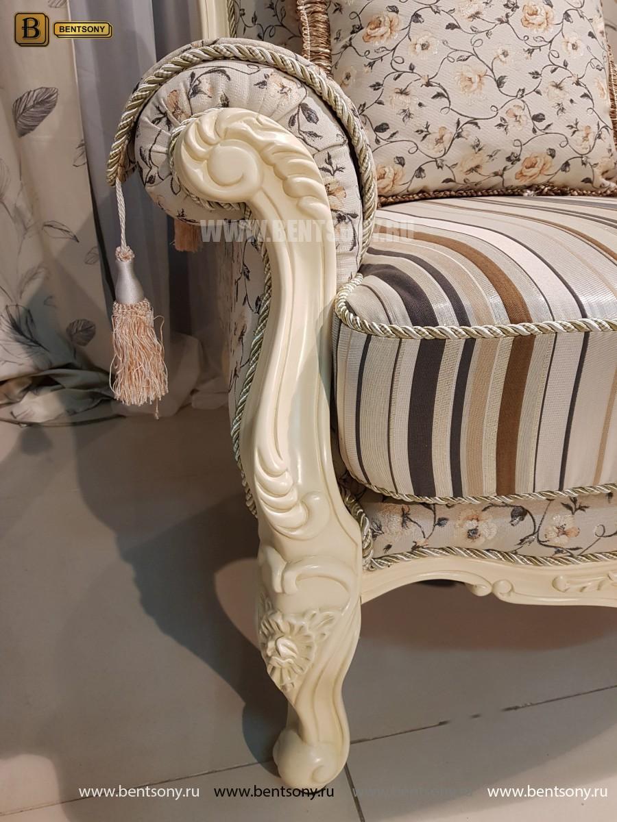 Кресло Монтана Е (Классика, ткань) купить в Москве