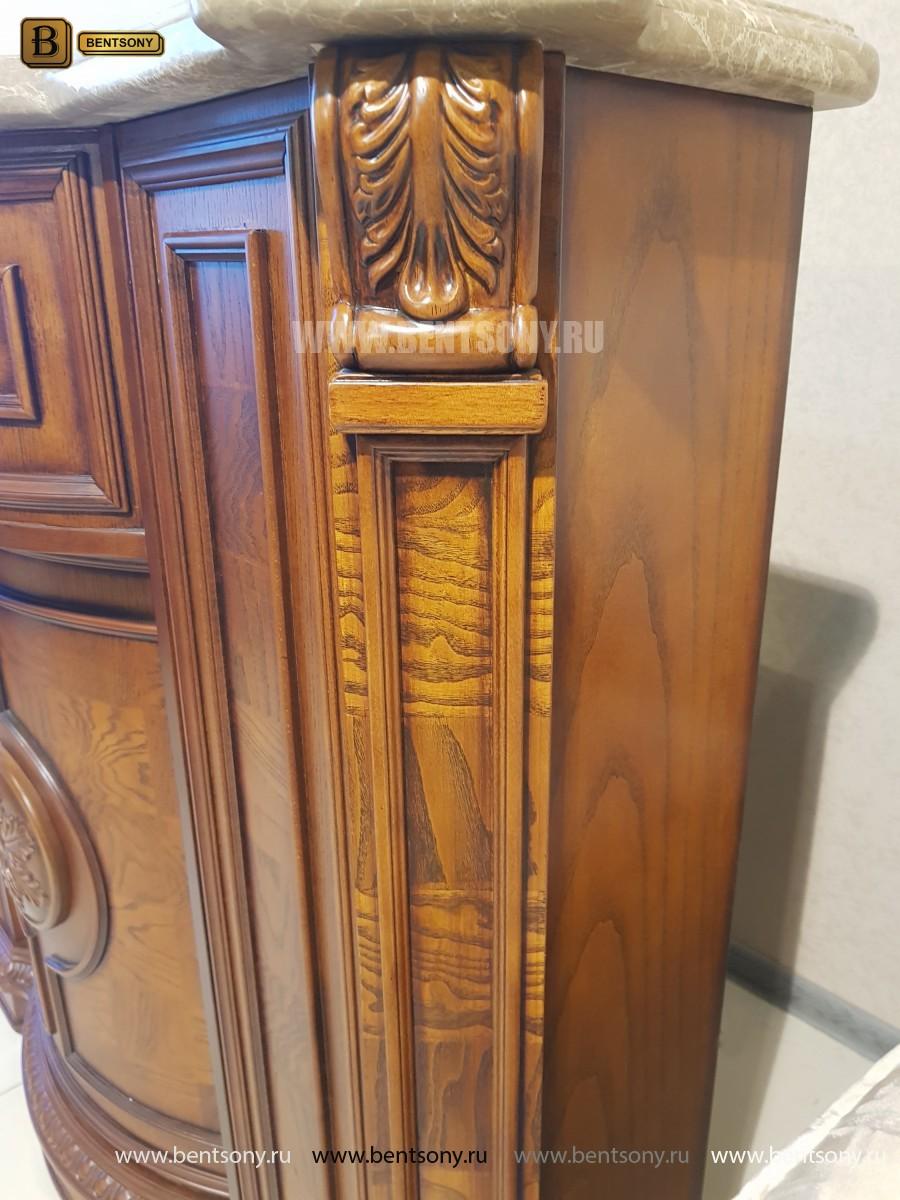 Барная стойка Монтана (Классика, столешница мрамор) для дома