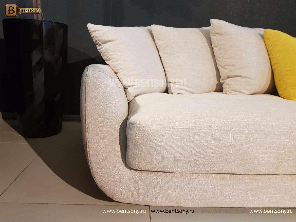 Диван Бласко (Прямой, Рогожка) каталог мебели с ценами