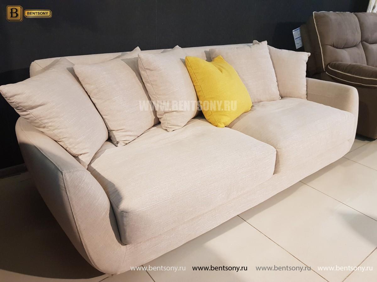 Диван Бласко (Прямой, Рогожка) каталог мебели