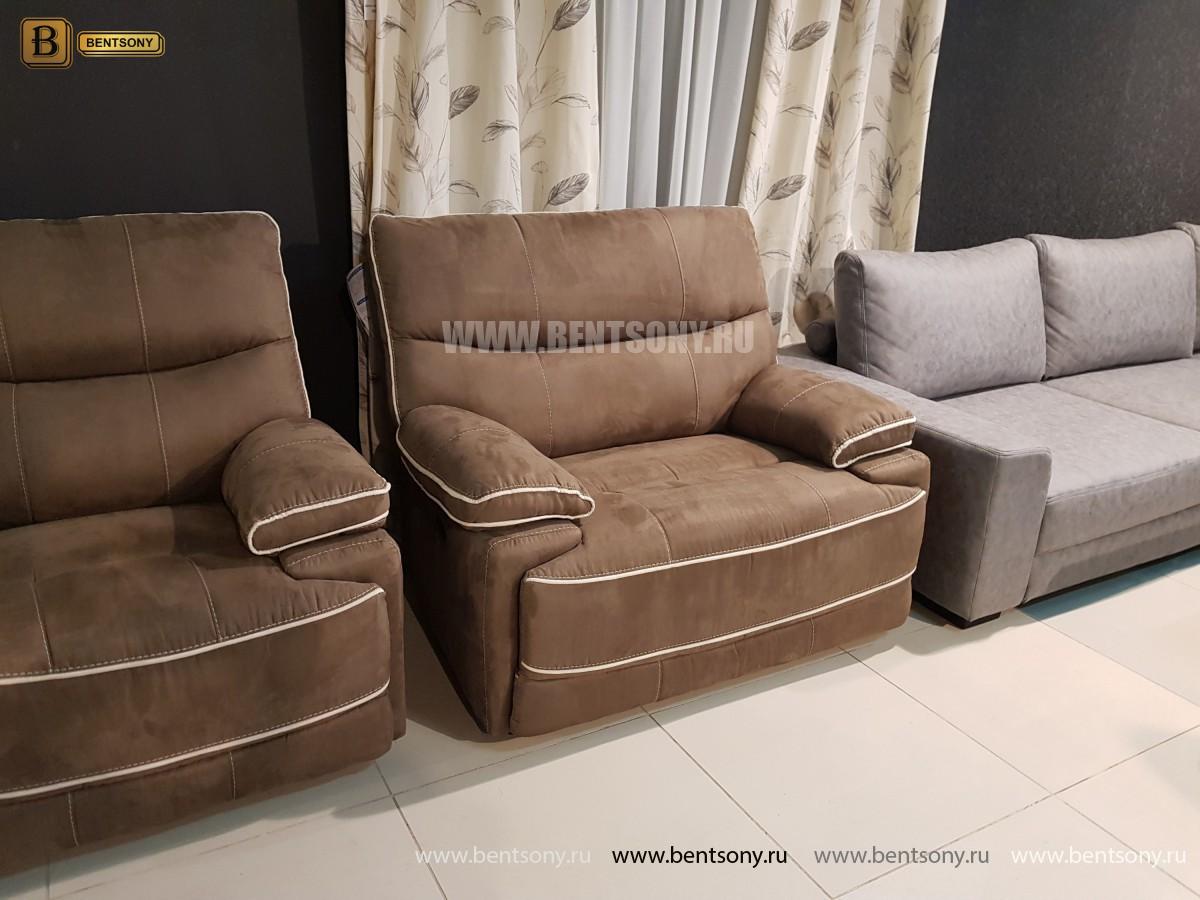 Кресло Терамо (Реклайнер, Ткань) каталог