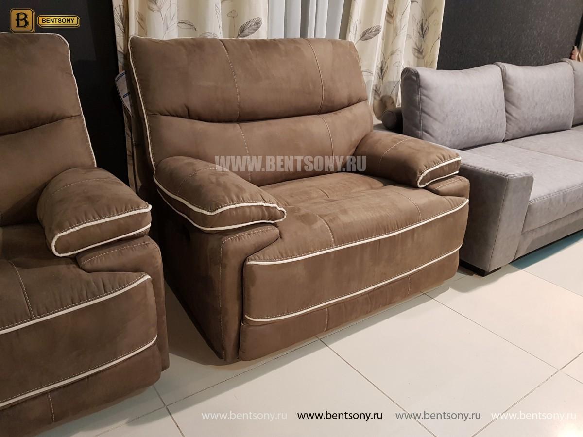 Кресло Терамо (Реклайнер, Ткань) изображение
