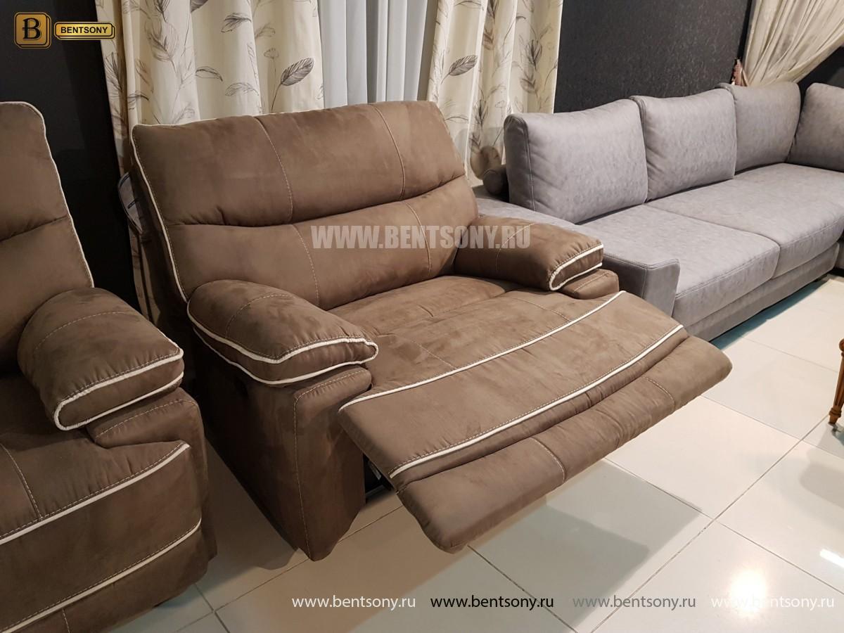 Кресло Терамо (Реклайнер, Ткань) для дома