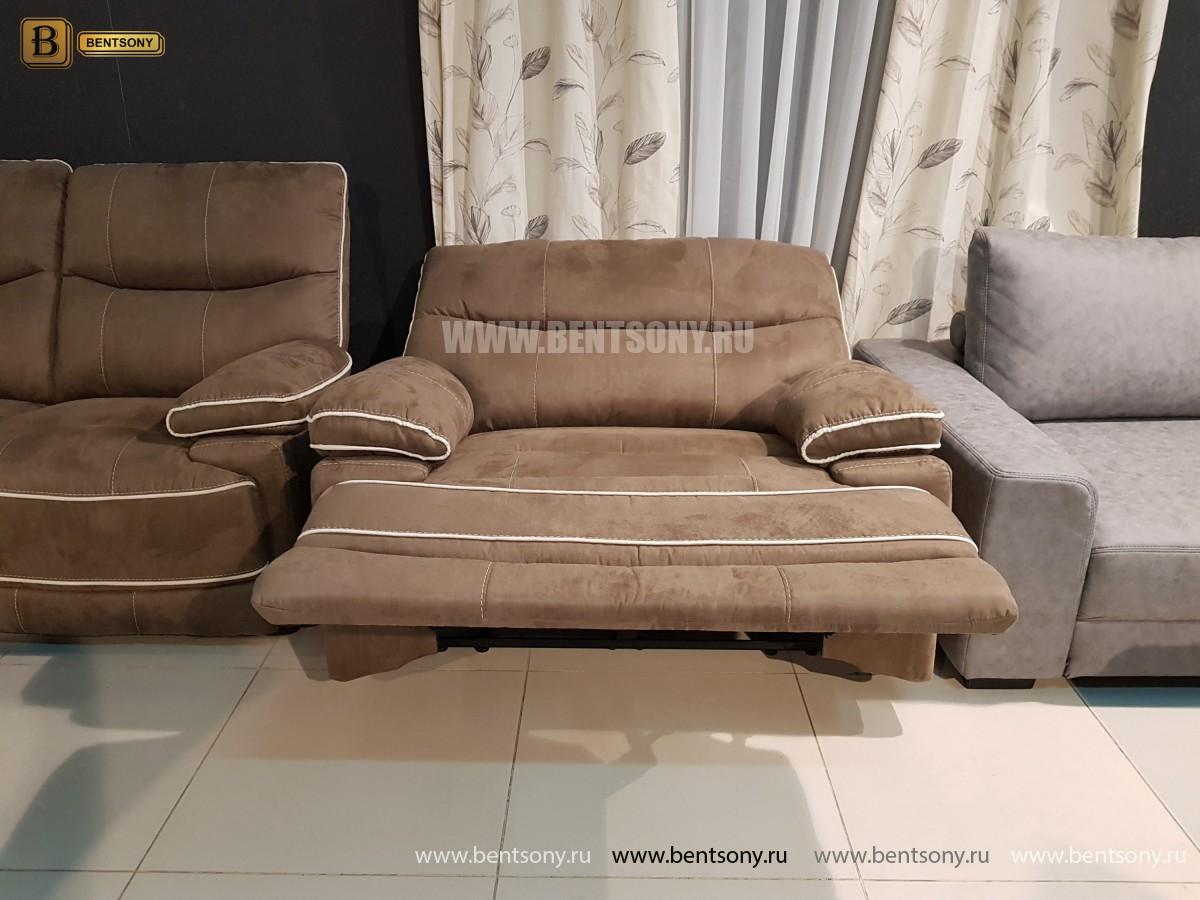 Кресло Терамо (Реклайнер, Ткань) купить в Москве