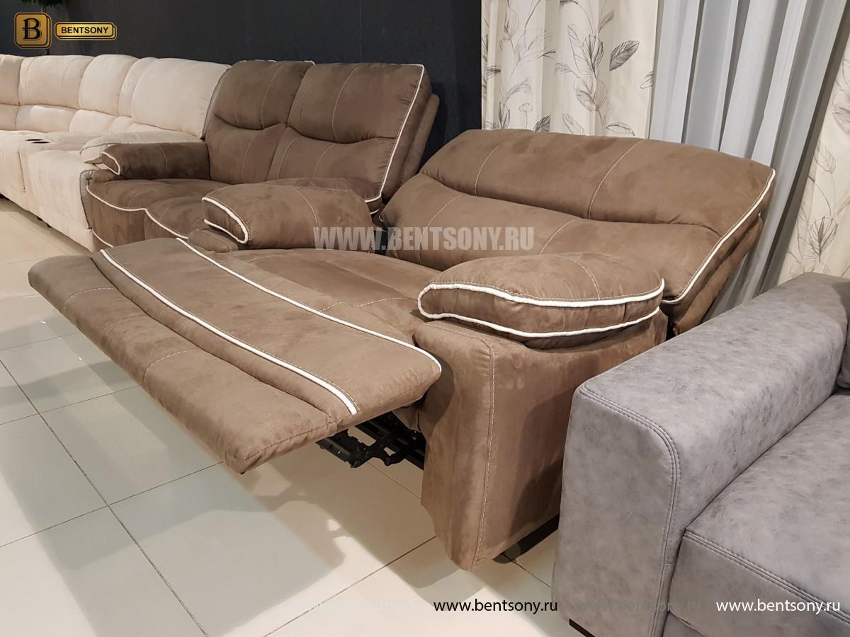 Кресло Терамо (Реклайнер, Ткань) в СПб