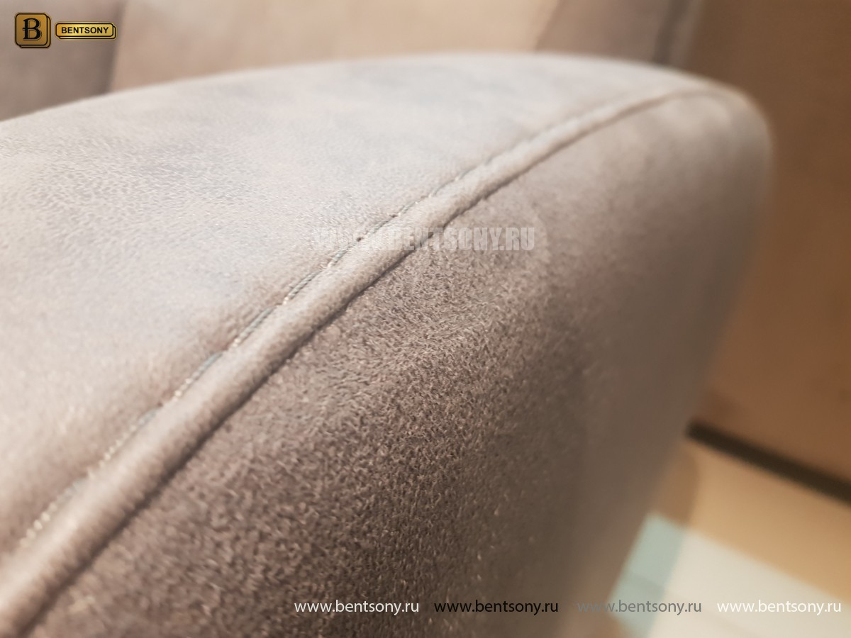 Кресло Эдвард с реклайнером (Алькантара) сайт цены