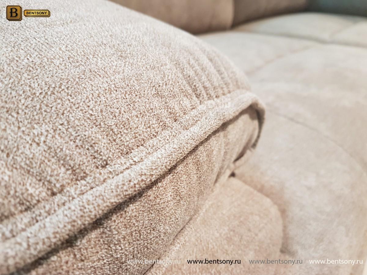 Диван Терамо (Ткань, Реклайнеры) для квартиры