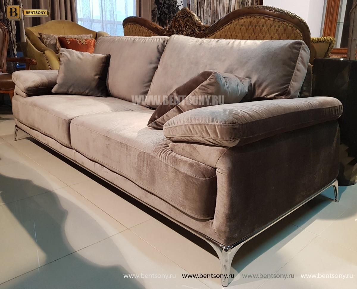 Диван Монтелло (Велюр) каталог мебели
