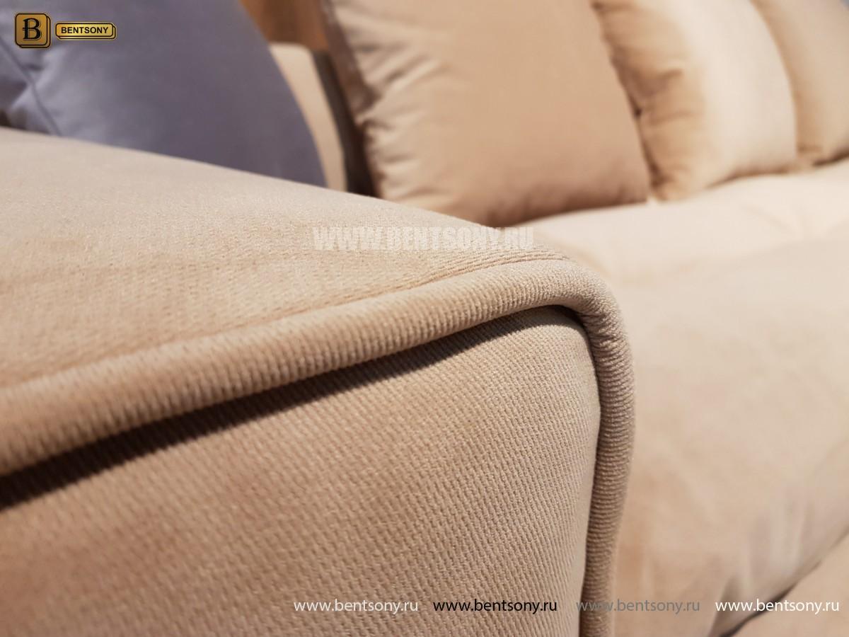 Диван Бениамино модульный с Пуфом каталог мебели