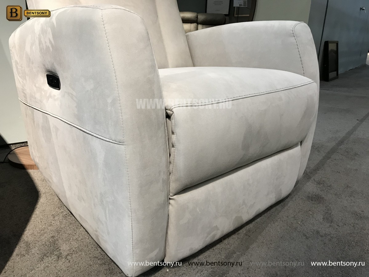 Кресло Алфорно с Реклайнером каталог мебели с ценами