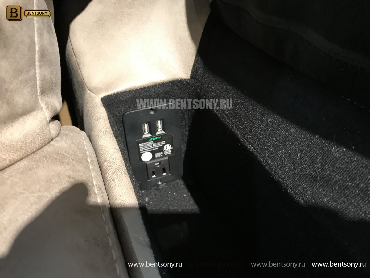 Кресло Джиберто с Реклайнером в Москве