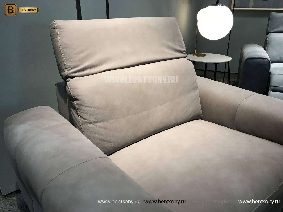 Кресло Тезоро с Реклайнером официальный сайт цены
