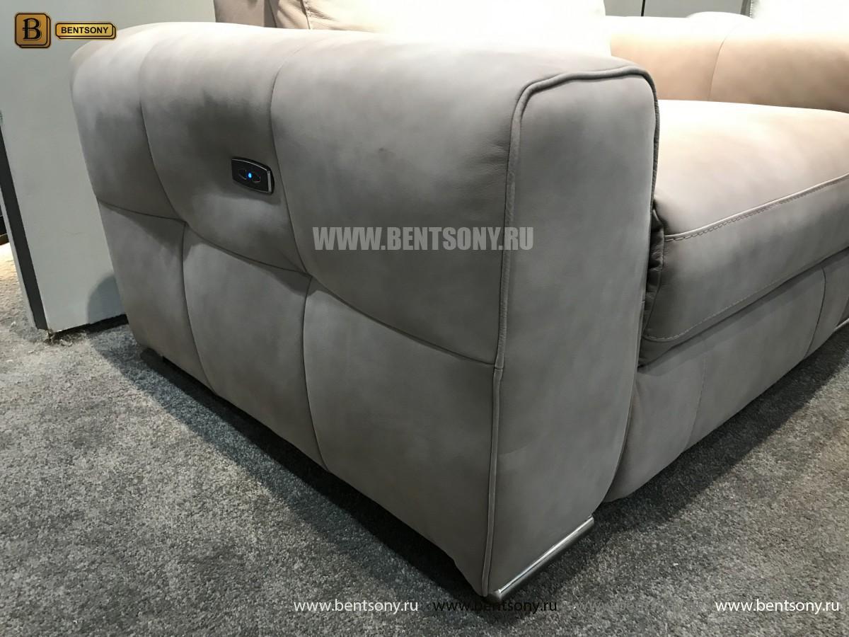 Кресло Тезоро с Реклайнером магазин