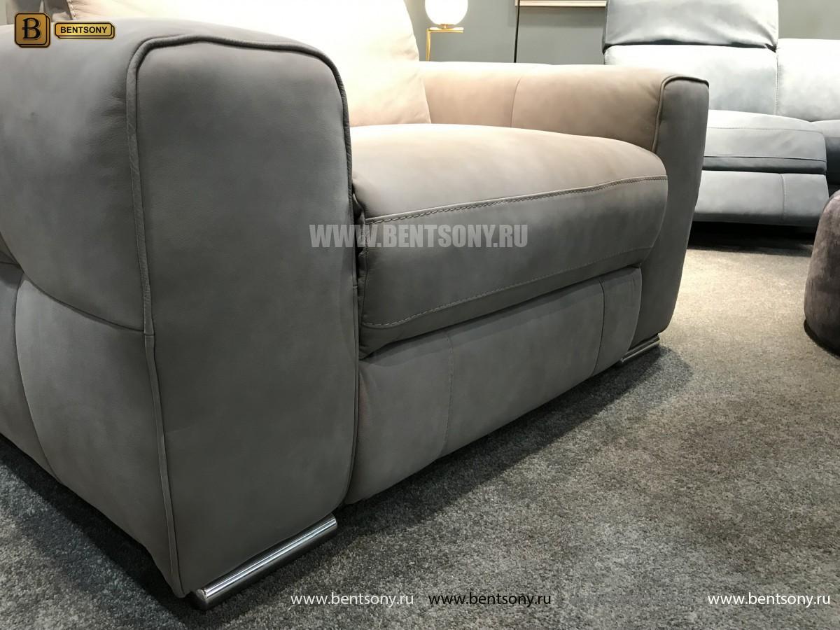 Кресло Тезоро с Реклайнером магазин Москва