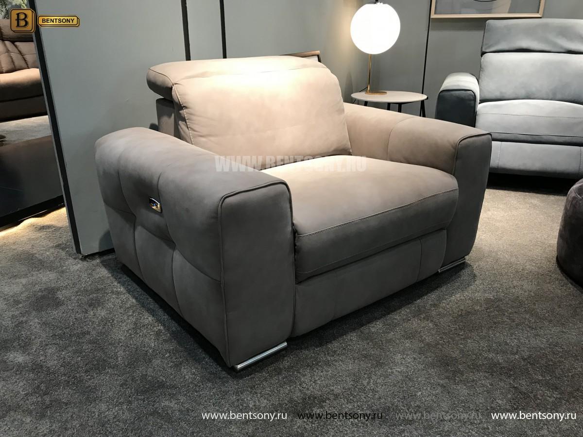 Кресло Тезоро с Реклайнером сайт цены