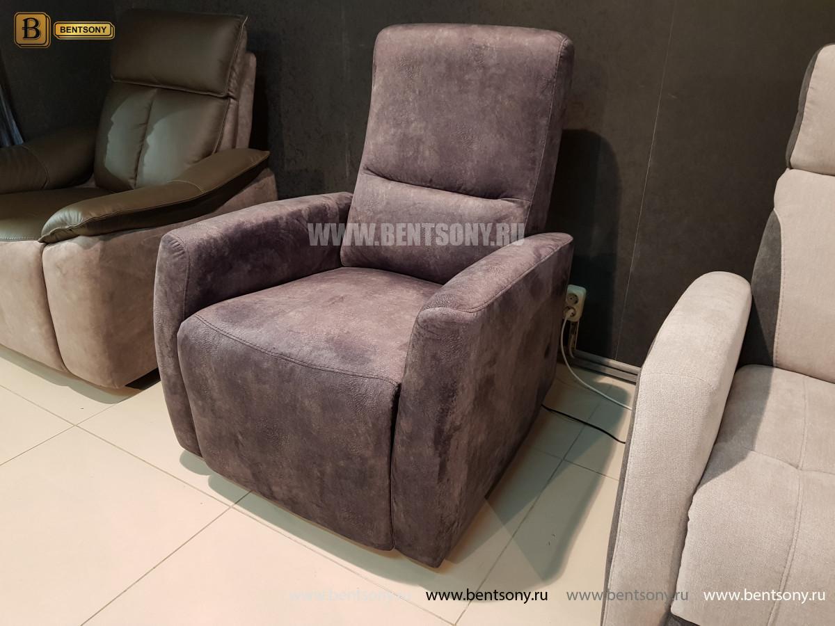 Кресло Бокко (Реклайнер, Ткань) купить в СПб
