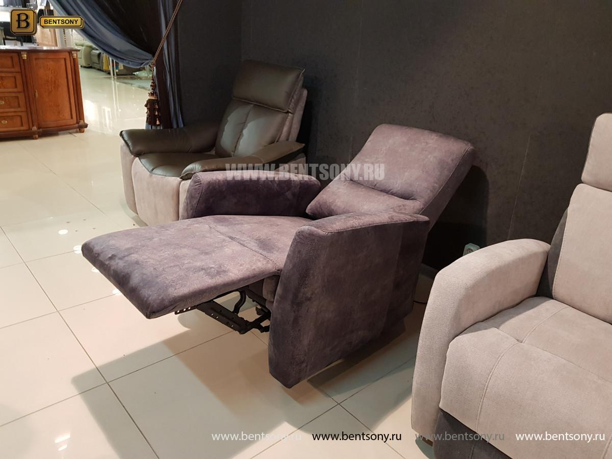 Кресло Бокко (Реклайнер, Ткань) магазин Москва